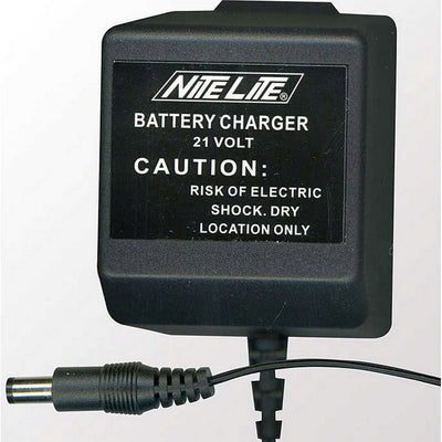 Nite Lite Battery Wall Charger For 21V Nimh
