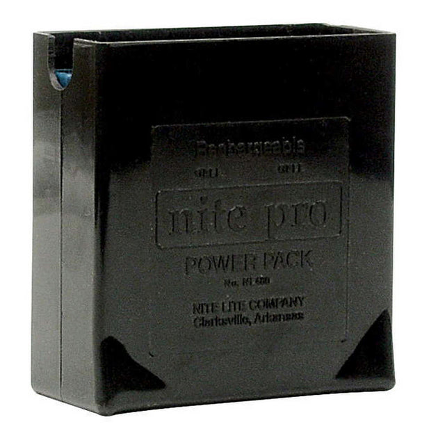 Nite Lite Rechargeable 4 Volt Battery For Nite Pro (Spotlight Side)