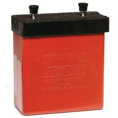 Nite Lite Rechargeable 6 Volt 8 Amp Battery