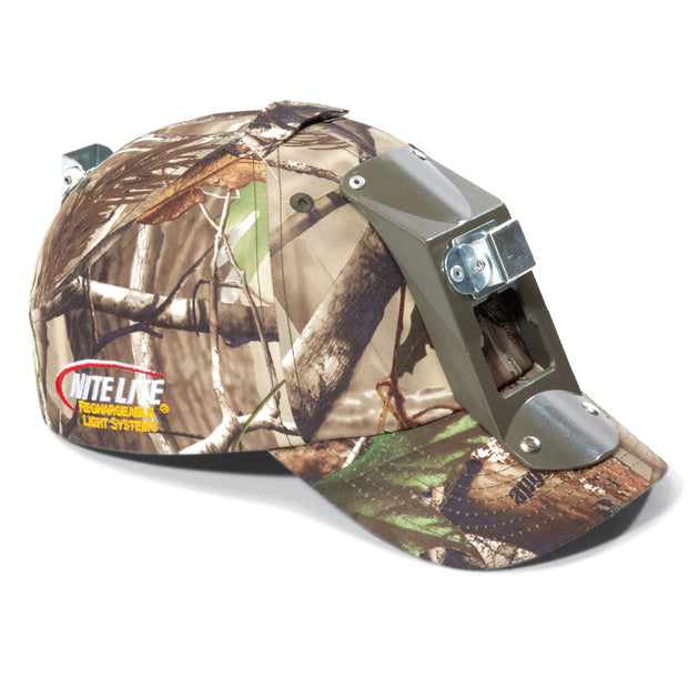 Camo Soft Bump Cap