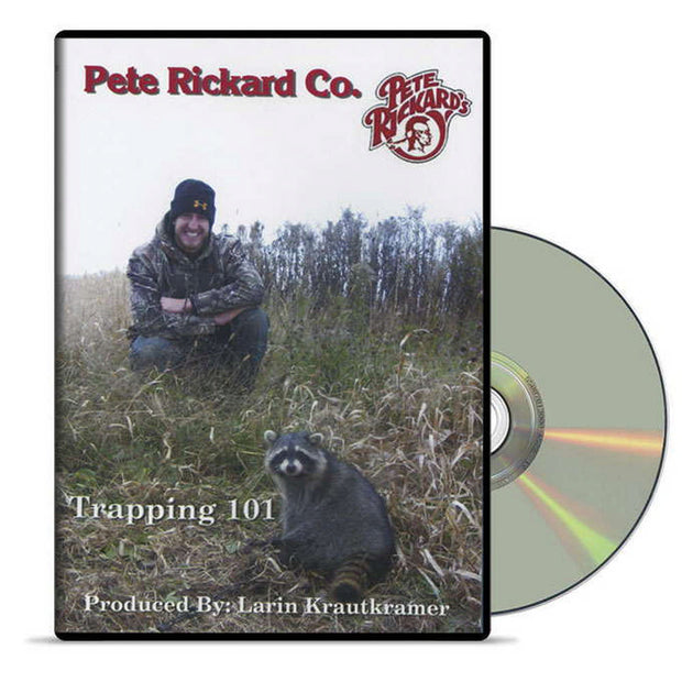 Trapping 101 Instructional DVD
