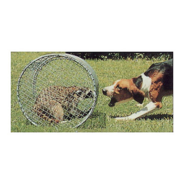 "Dog Training Small 15"" x 18"" Raccoon Roll Cage"