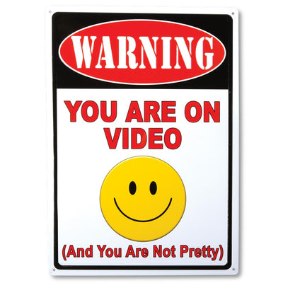 You Are On Video