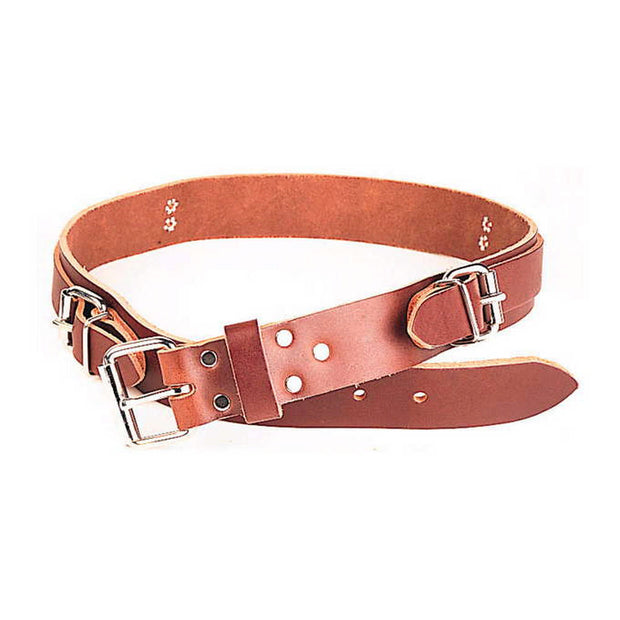 Nite Lite Featherweight Leather Accessory Belt