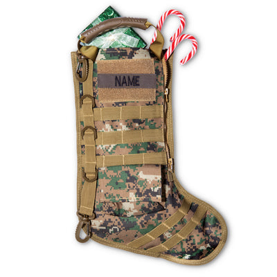 Camo Tactical Stocking