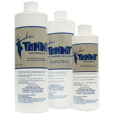 Tannit Fur Bearer Hide Tanning Kit