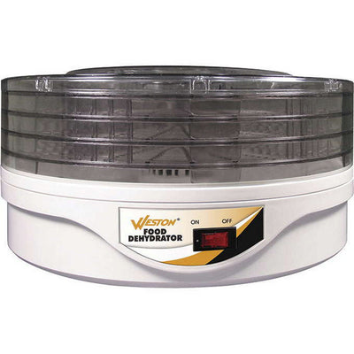 Weston 4 Tray Food Dehydrator