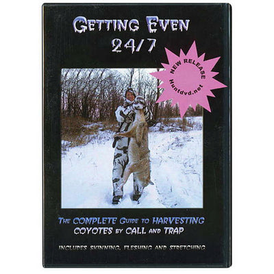 Getting Even 24/7 - DVD