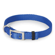 "Nite Lite Double Ply Nylon 1"" D-Ring in Front Dog Collar"
