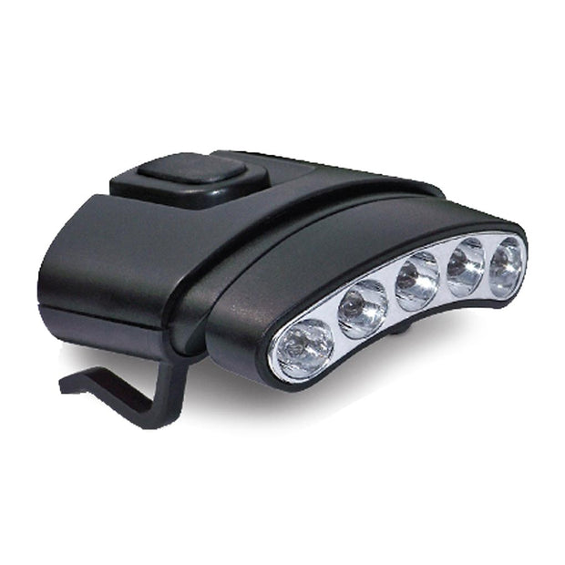 Orion Tilt Hat Clip Light