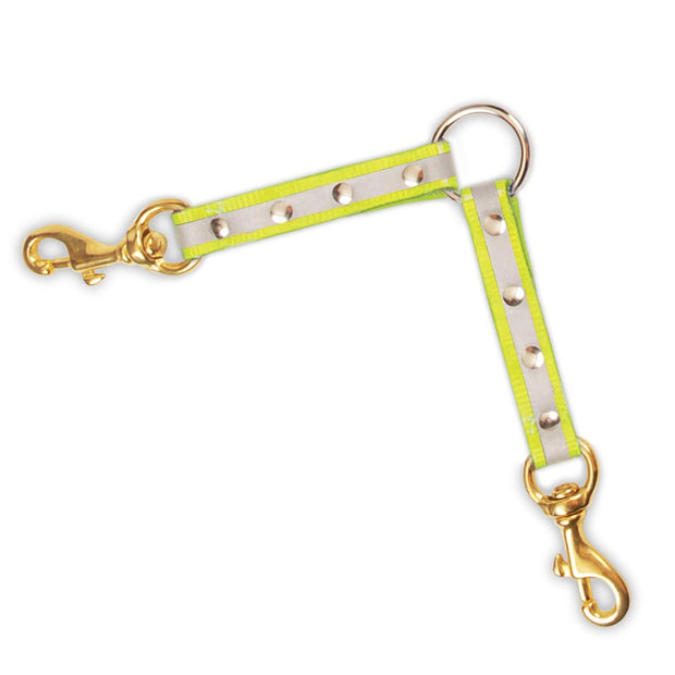 Two Dog Reflective Dog Coupler