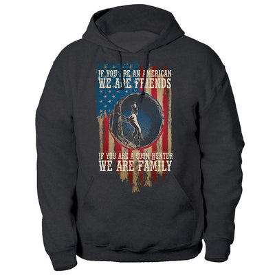 Coon Hunter Family Hoodie