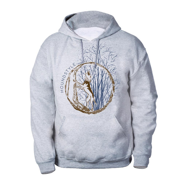Treeing Dog HoundStyle Hoodie