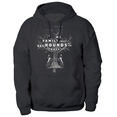 Family Tree Hounds Hoodie