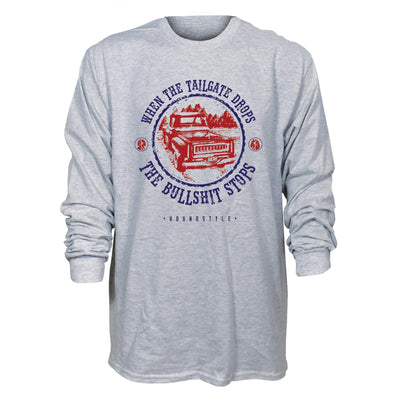 Tailgate Drops Long Sleeve T-Shirt