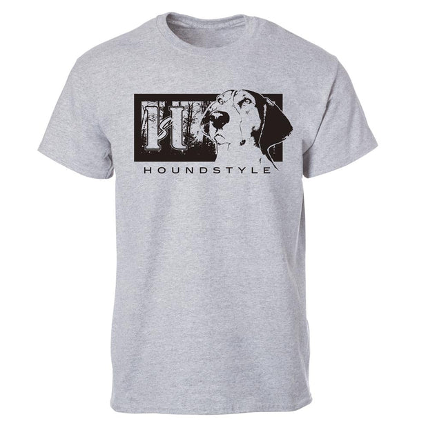 HoundStyle Gray T-Shirt