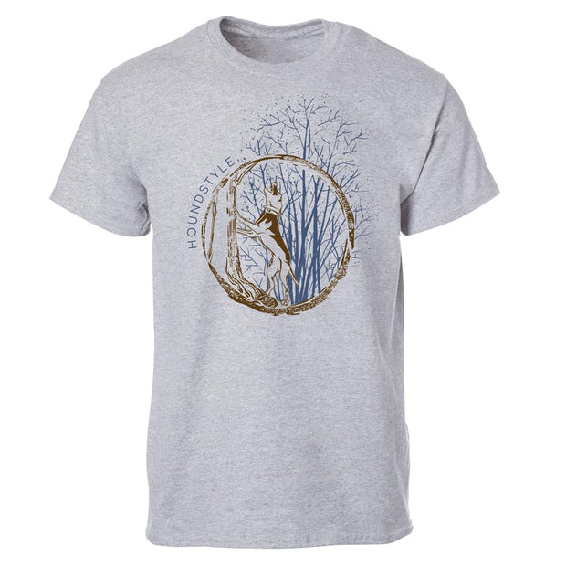 Treeing Dog Houndstyle T-Shirt