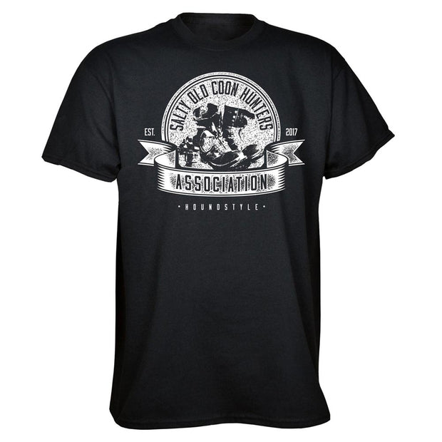 Salty Old Coon Hunters T-Shirt