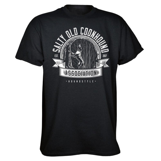 Salty Old Coonhound T-Shirt