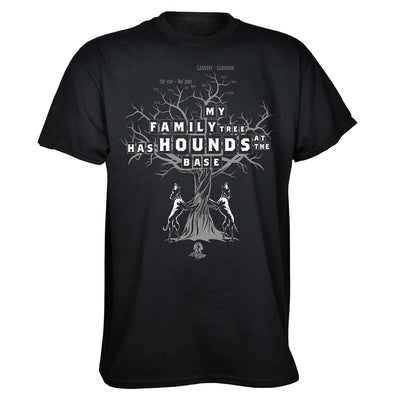 Family Tree Hounds T-Shirt