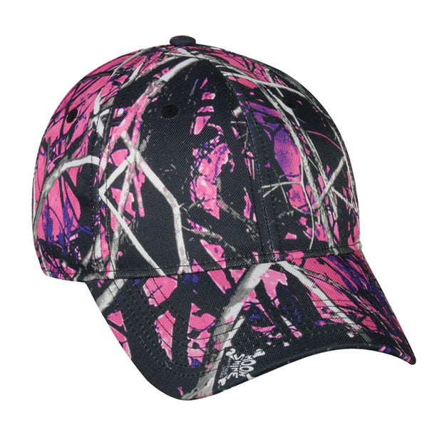 Muddy Girl Purple Camo Hat