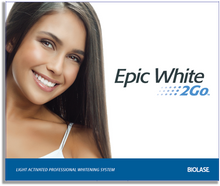 Load image into Gallery viewer, 7450006- Epic White 2GO SYSTEM -10 Systems