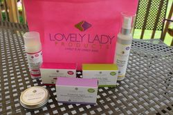 GF Travel Blog Review - Lovely Lady Gluten Free Hair and Skin Care Products Deliver Concentrated Dose of Beneficial Nutrients - Aug 2013
