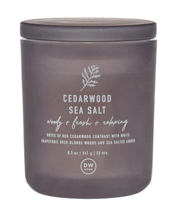 Cedarwood Sea Salt Ilmkerti