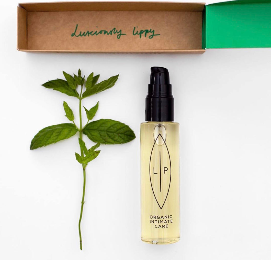 Lip Shaving + Moisturising Oil, Green Mint + Ylang Ylang