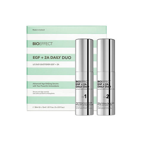 EGF + 2A Daily Duo 2x15ml