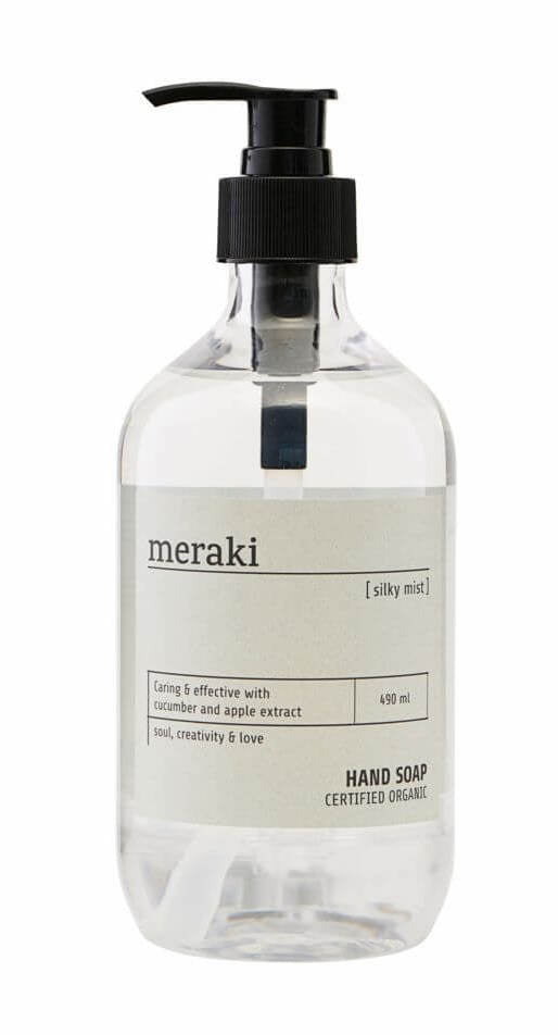 Hand.soap Silky.mist 500.ml..