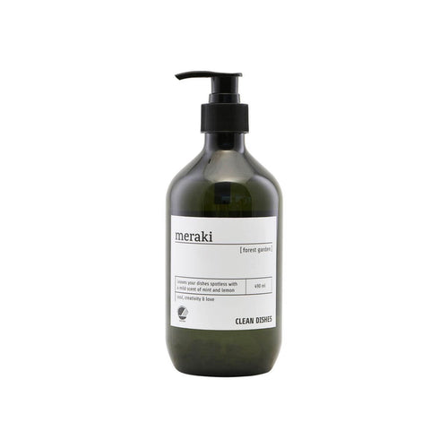 Dish Wash, Forest Garden 490ml