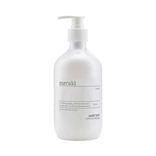 Hand Soap, Pure, 490 ml