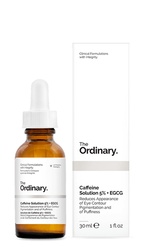 CAFFEINE SOLUTION 5% + EGCG 30ml
