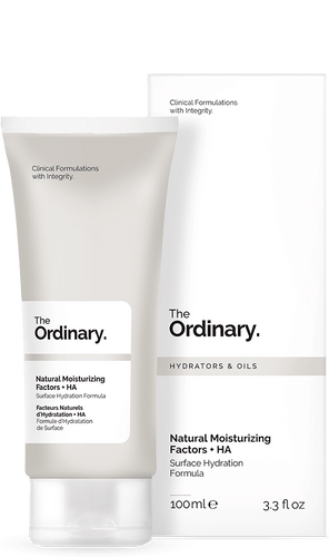 Natural Moisturizing Factors + HA 100ml