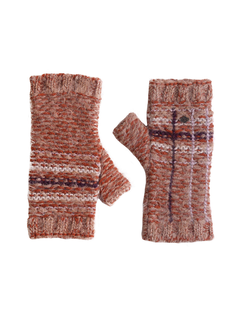 Camp Fingerless Gloves