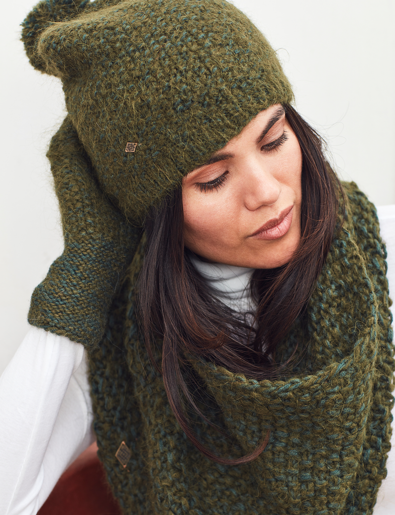 SEED NECK WARMER