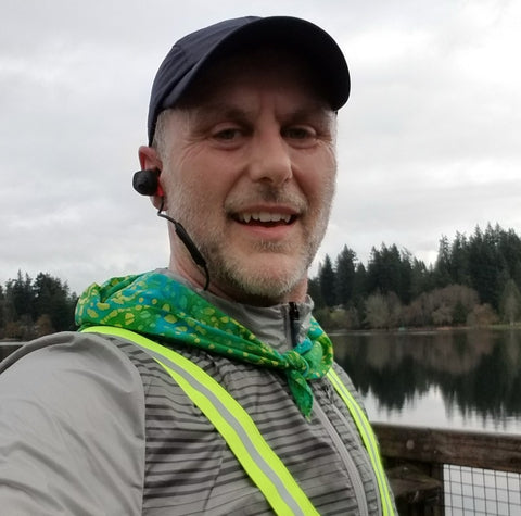 Since joining the Be You running group in the Fall of 2019, Allen Bailey has been able to find a great home within the running community.