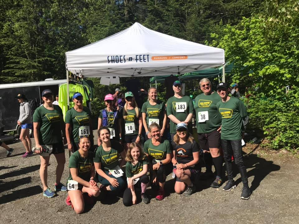 Trail Running 101 2019 Group Photo