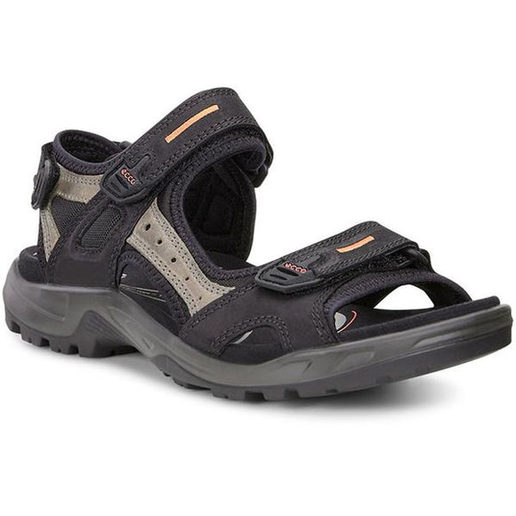 ECCO YUCATAN MEN BLACK - 06956450034