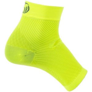 OS1st PERFORMANCE FOOT SLEEVE - FS06 YELLOW