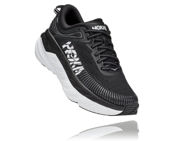 HOKA BONDI V7 WOM MEDIUM BLK