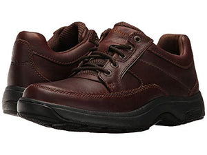DUNHAM MIDLAND OXFORD WATERPROOF BROWN - 8500SB