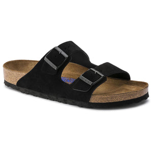 BIRKENSTOCK ARIZONA SOFT BLACK - 951321