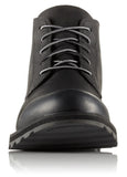SOREL MADSON CHUKKA BLACK WATERPROOF - 1767211011