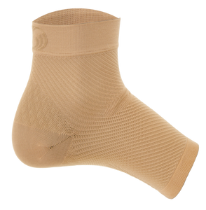 OS1st PERFORMANCE FOOT SLEEVE- FS06 NATURAL