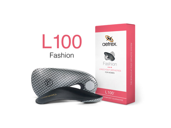 AETREX LYNCO ARCH SUPPORT - L100W WOMENS