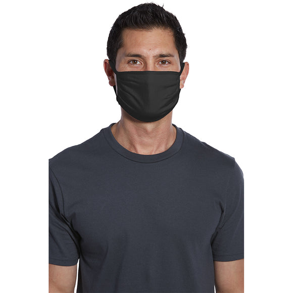 Port Authority® Cotton Knit Face Mask - 5 PACK
