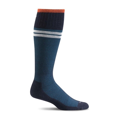 SOCKWELL SPORTSTER NAVY COMPRESSION 15-20mmHG - SW19M-600