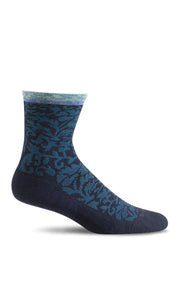 SOCKWELL PLANTAR CRUSH WOMEN - SW32W-NAVY